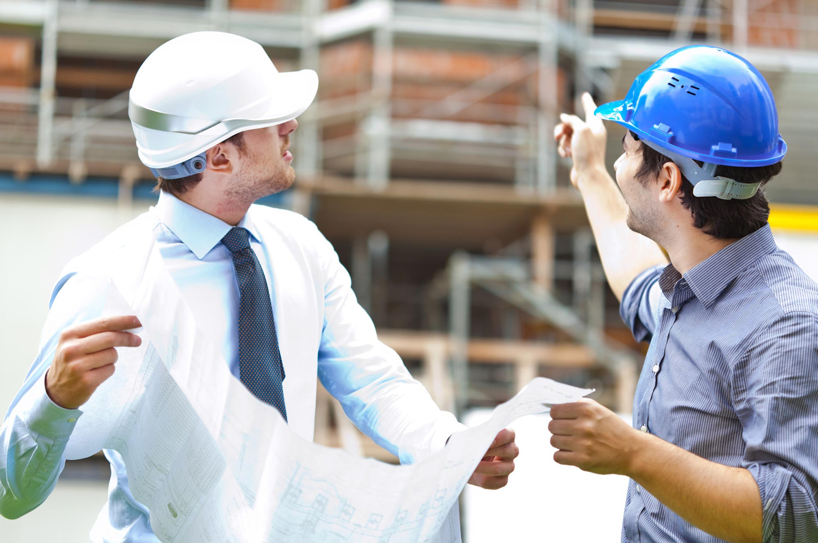 Bauleitung & Bau-Management