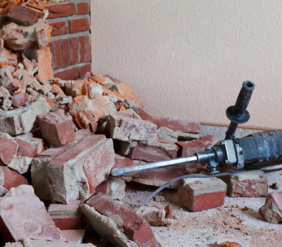 BKP 112 – Abbrüche: Innere Abbrucharbeiten
