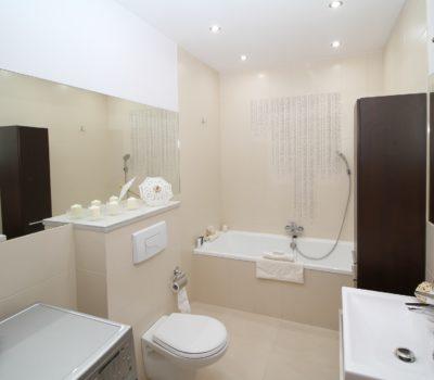 BKP 25 – Sanitär: Lieferung Badezimmer-Armaturen und -Möbel