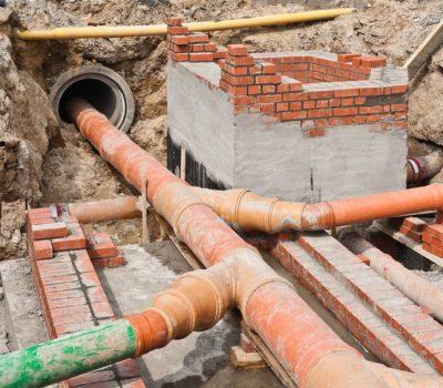BKP 152 – Kanalisationsleitungen
