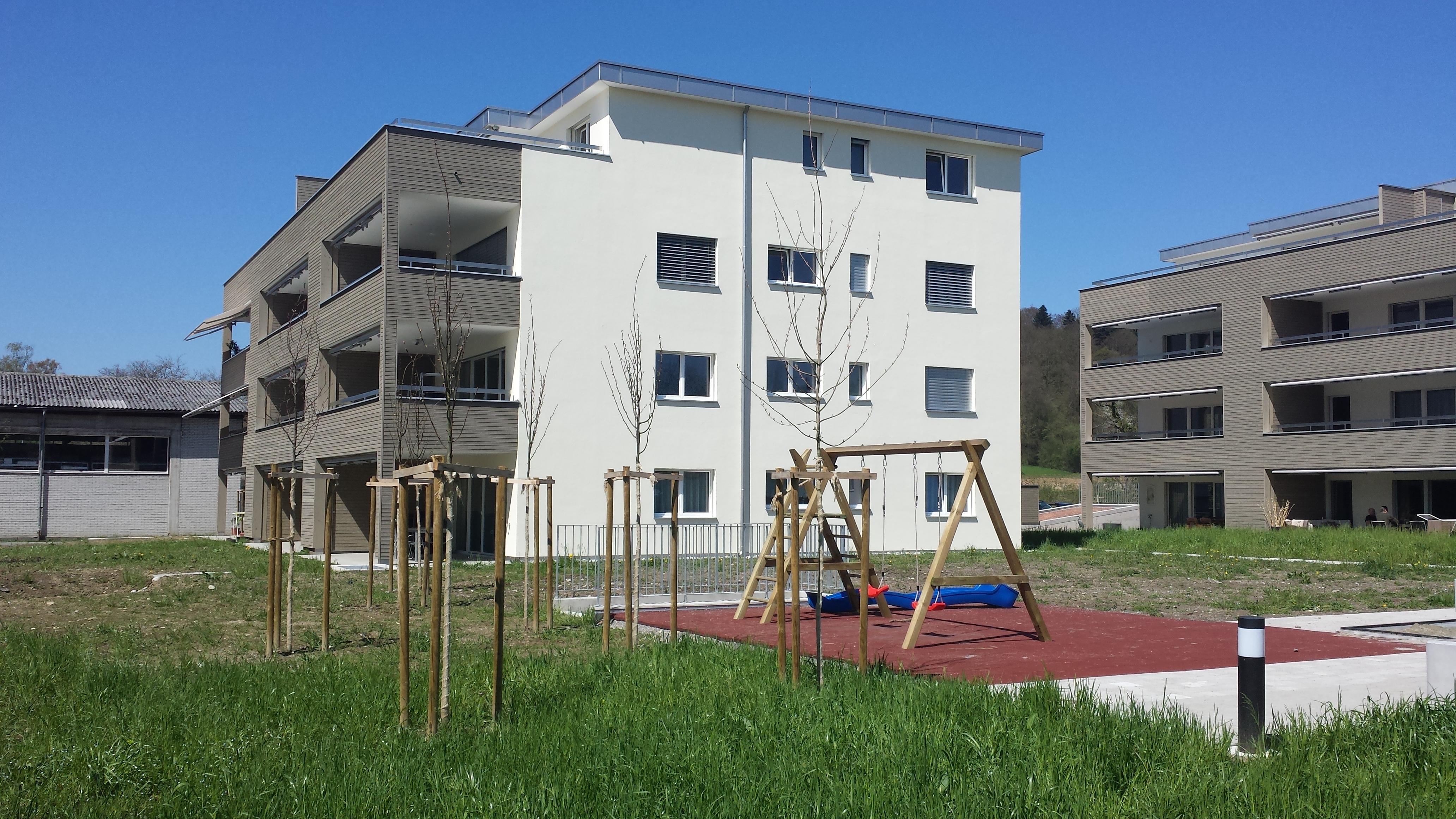 Ihr Partner für Mehrfamilienhaus-Sanierungen und Umbauarbeiten