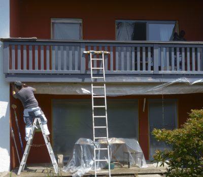 BKP 227.1 – Äussere Malerarbeiten